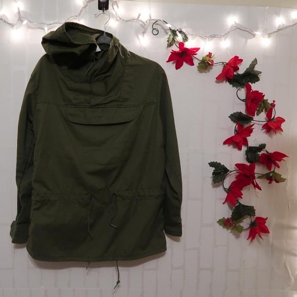 Jackets & Blazers - Pullover Parka